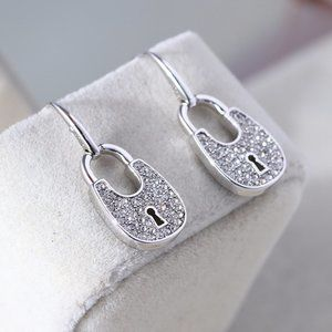 MICHEAL KORS diamond earrings